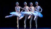 芭蕾舞《三大天鵝》.