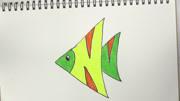 兒童簡筆畫學習教程