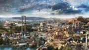 北京环球度假区官宣七大景区 效果图出炉