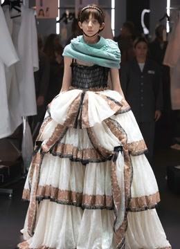 Gucci 2020秋冬米兰时装秀