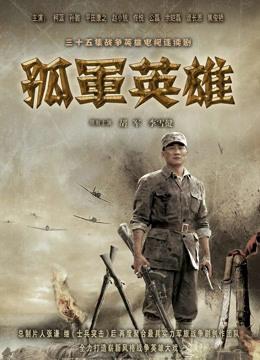 孤军英雄 DVD版