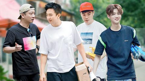 第3期上 邓超陈赫组队摆摊PK卖货 兄弟团刮彩票陷迷局