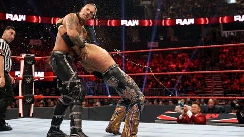 WWE RAW 20210810 第1472期 英文原声